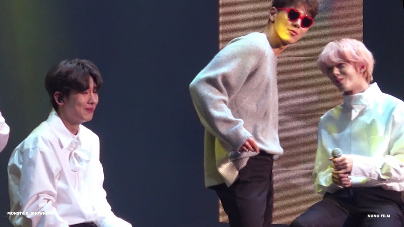 [fancam][200119] FAN-CON MX HOME PARTY (Shownu Focus)