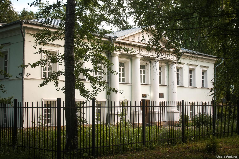 Музей в Нижней Туре