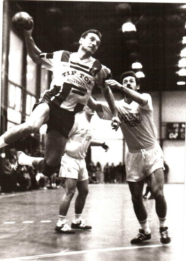 Николай Кавешников. Как проиграть в преферанс место в составе сборной СССР, изображение №7