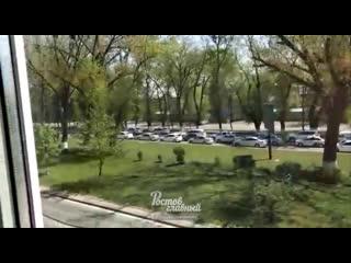 Огромная пробка на Шолохова  Ростов-на-Дону Главный
