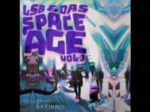 DJ LSB MC DRS - Space Age Vol 3 - Deep Liquid DB - April 2020