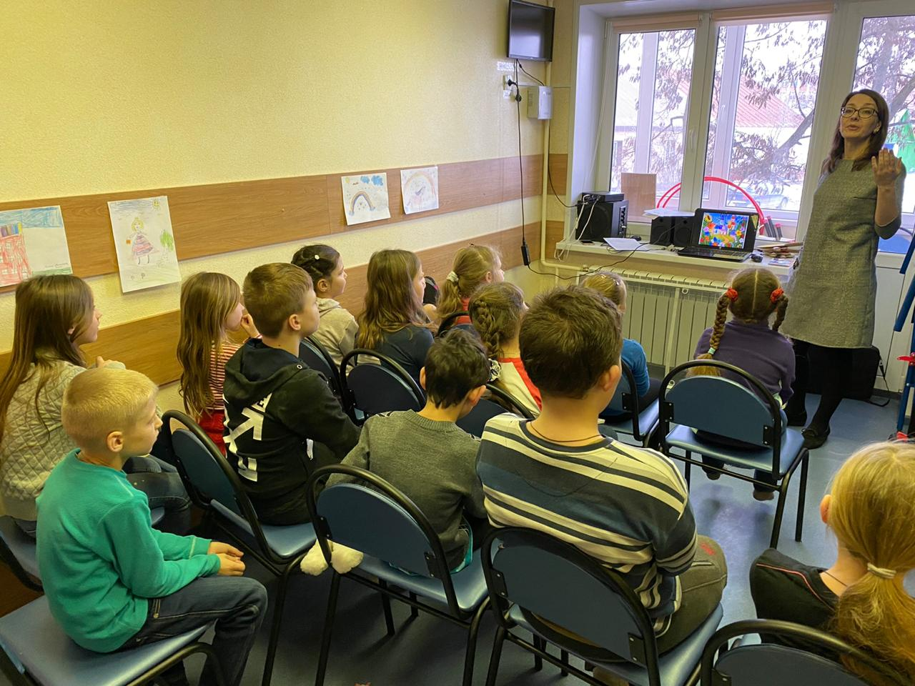 """День Молодого избирателя в подростковом клубе """"Прометей"""""""