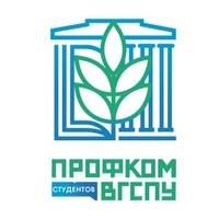 Логотип ПРОФСОЮЗНАЯ ОРГАНИЗАЦИЯ СТУДЕНТОВ ВГСПУ