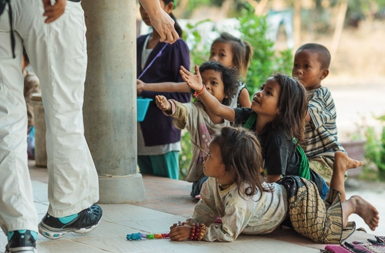Национальные табу или чего нельзя делать в Камбодже, изображение №3
