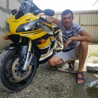 Антон, 34, Krasnodar