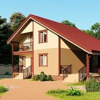 Каркасные дома   Проектирование и строительство
