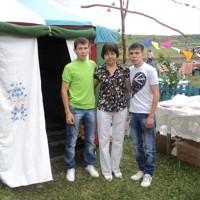 Ибрагимова Рида (Фаррахова)