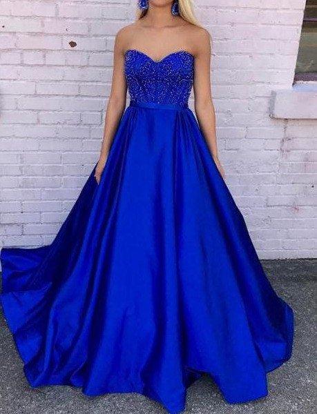 royal blue dress - 600×835