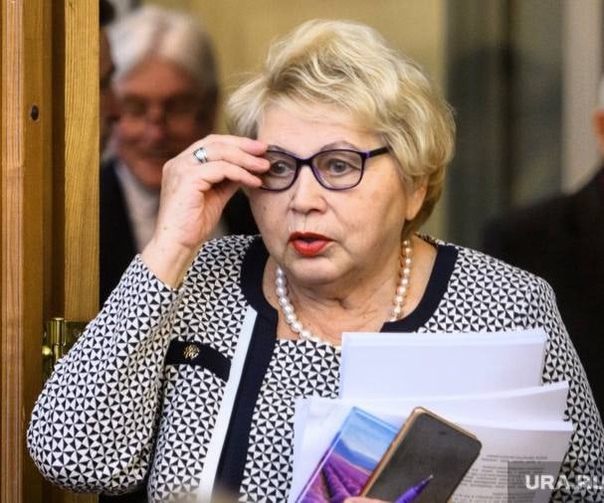 Это Любовь Павловна Боркова, ей 73 года. И она нов...