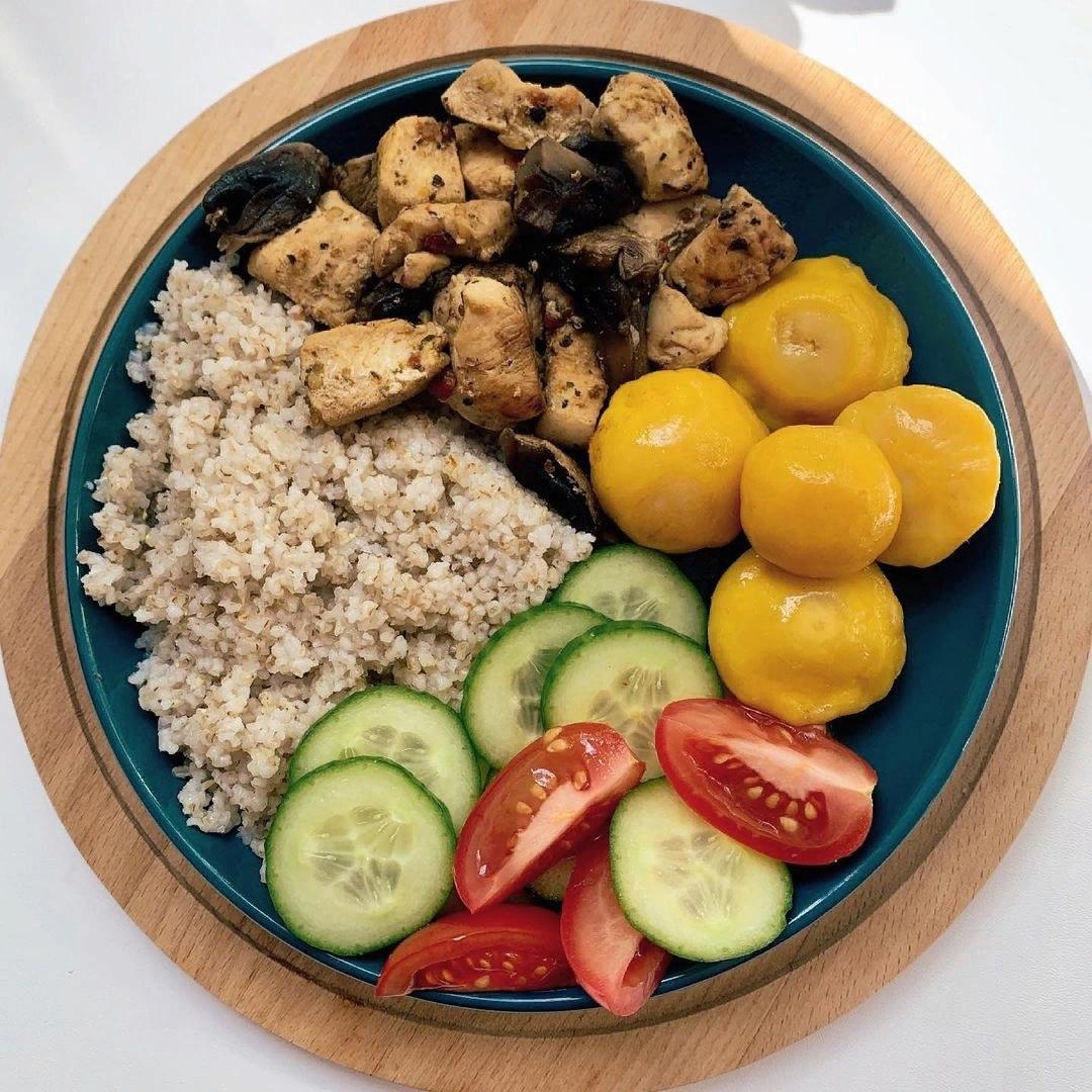 Вкусные и полезные варианты ужинов для тебя!