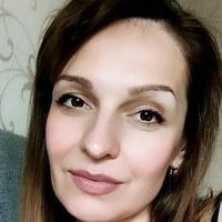 Личная фотография Анжелики Сурковой
