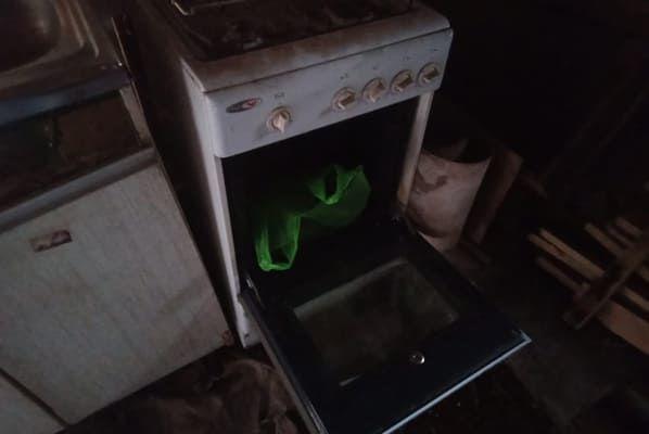 Пакет с марихуаной нашли полицейские в сарае у жит...