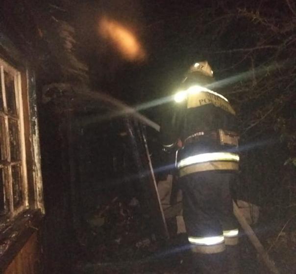 ✅ В Новомосковске на пожаре погиб 67-летний мужчин...