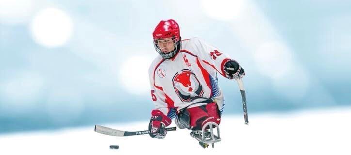 Любители хоккея здесь?В это воскресенье на льду