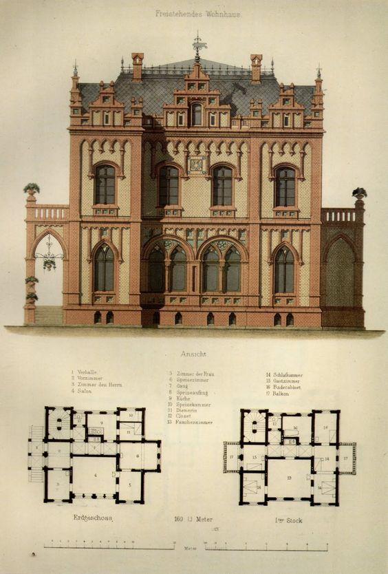 Фасады из кирпича