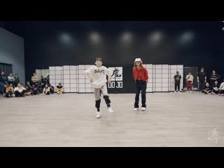 """Jack Harlow """"What's Poppin"""" Choreography by Bailey Sok & Kida the Great"""