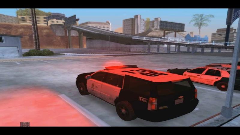 SA MP LQ LAPD LASD Mini Carpack ELM REL