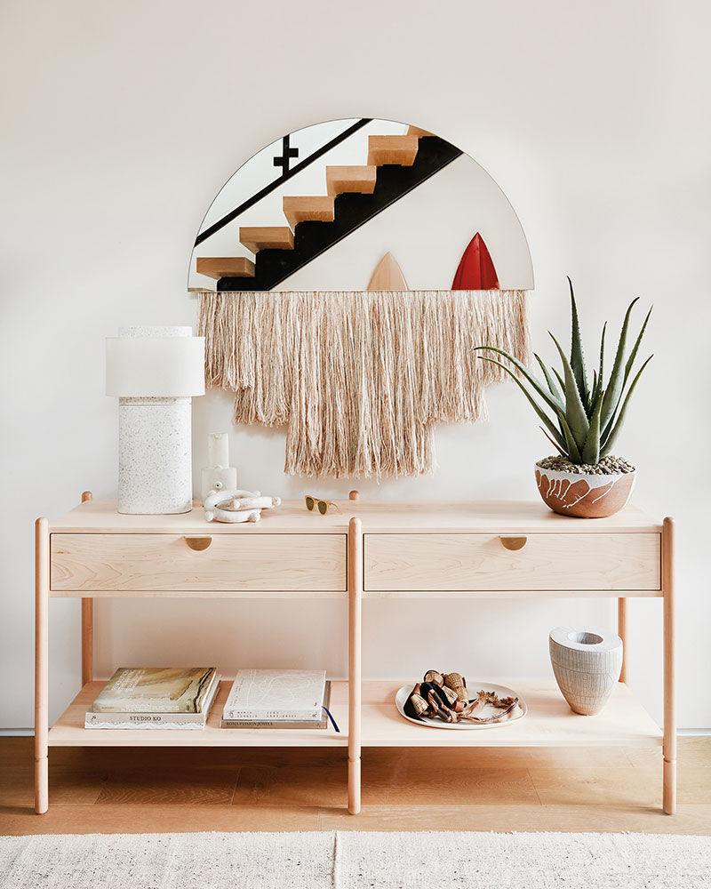 Вкусный интерьер модного блогера Garance Dore в Лос Анджелесе