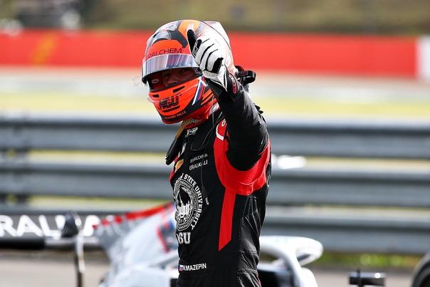 ???????? Впервые в Формуле-2 побеждает два российских гонщика...