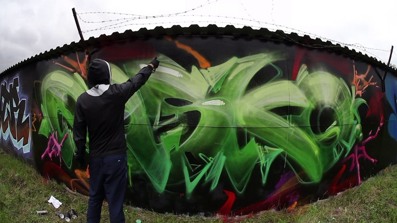 GheTTo TV Rainy GraFF