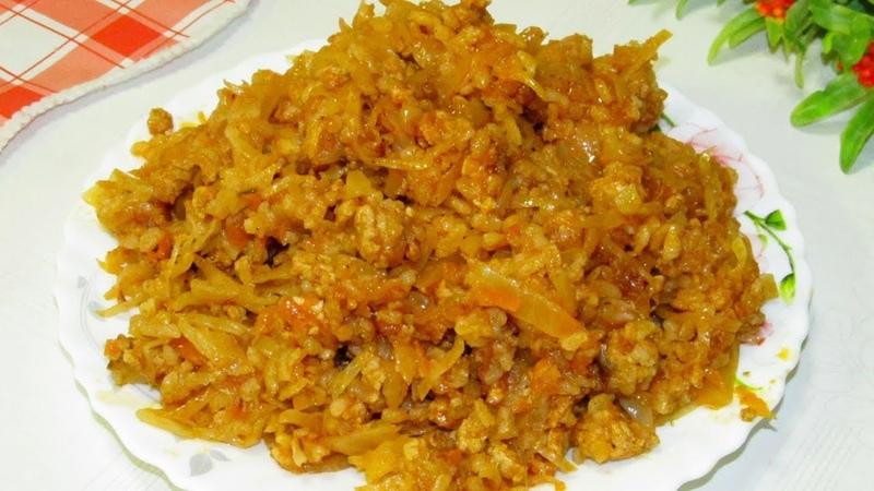Лучшее блюдо из КАПУСТЫ Дааавно подсела на него Могу есть каждый день Cooking cabbage