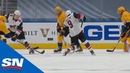 Coyotes Open Series Flying With Three First Period Goals
