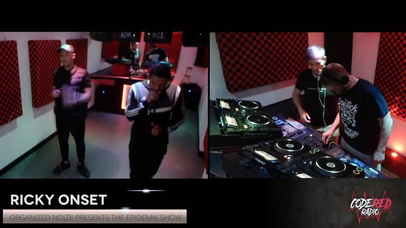 PRESENTS THE EPIDEMIK SHOW FT DJ ONSET DJ LEGO MC ROWDY MC OMEN