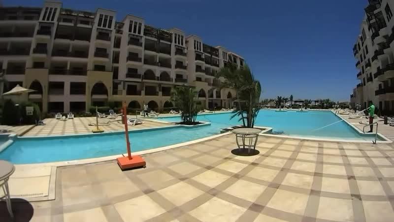 Египет 2020 Обзор отеля Samra Bay Hotel в Хургаде по новым правилам Дарим скидку 10 1