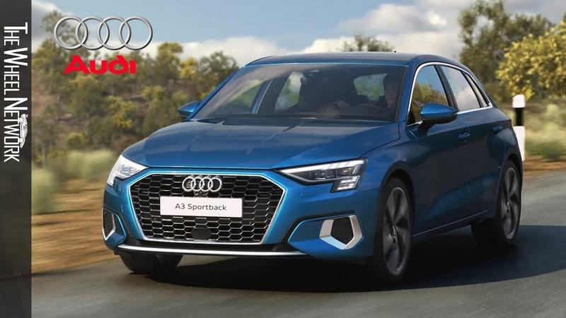 2021 Audi A3 Sportback 48V Mild Hybrid System