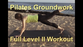 Upside-Down Pilates -Groundwork Level II  Full 1 Hour Workout