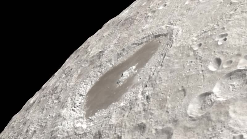 Apollo 13 Views of the Moon in 4K apollo 13 views of the moon in 4k