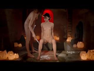 2017-03-14 -  - Ariel Tantra ritual massage by Petter Hegre