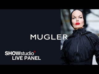 Mugler: Kim Kardashian, sloppy powersuits and Manfred's legacy - S/S 20 Live Panel Discussion