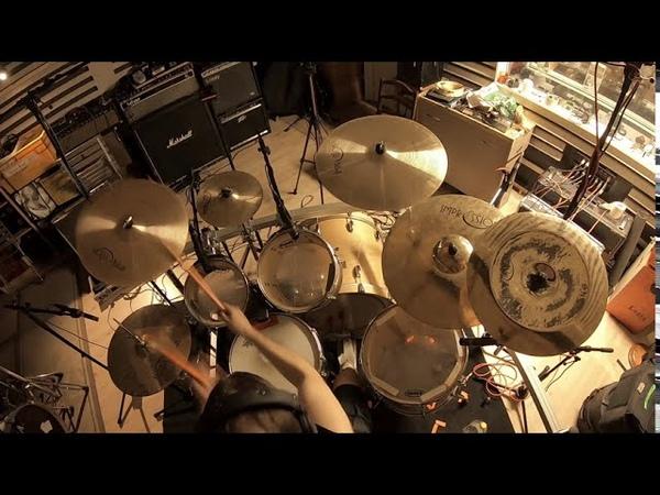 Janne Kusmin Drum recordings 4 7 2020