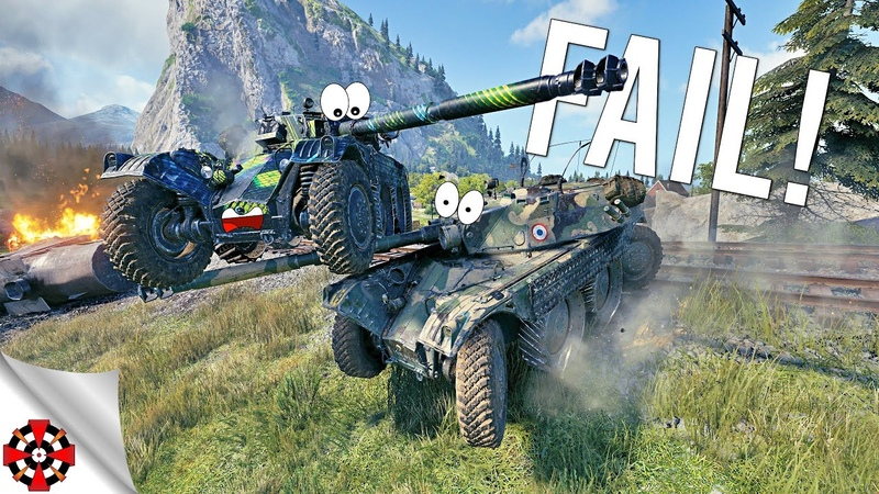 World of Tanks Funny Moments Epic Wins And Fails 438 WoT Highlights