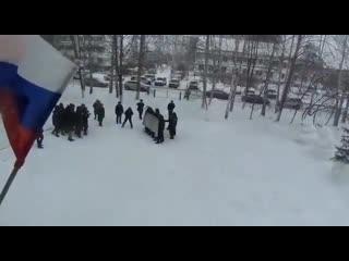 Учения в школе в Татарстане