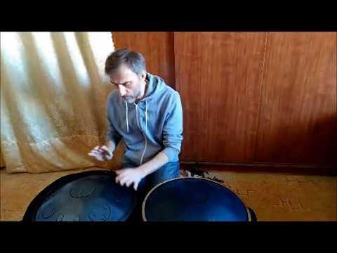 Music for meditation Magic Bells 40 RAV VAST D Celtic and G Pygmy Stanislav Raskoshanskiy