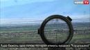 Erməni postuna su daşıyan maşının vurulması/ Обстрел армянского водовоза на фронте
