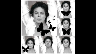 Michael Jackson - Butterflies REMIX The Lady In My Life /Liberian Girl / I Can't Help It