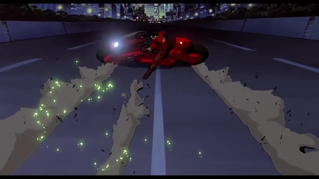 Akira references