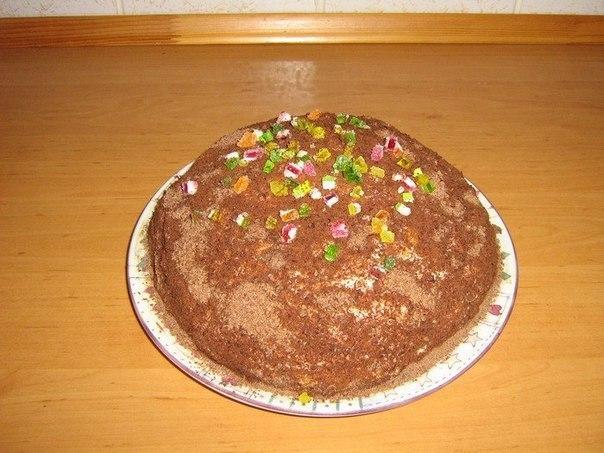 Гениальный тортик.