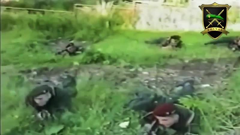 ARBIH Zelene Beretke Bosnian Paramilitary