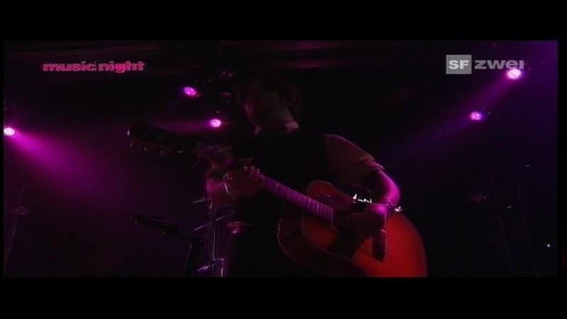 Erik Truffaz Ed Harcourt Live at Montreux Switzerland 2007 NOBODY PUTS BABY IN THE CORNER