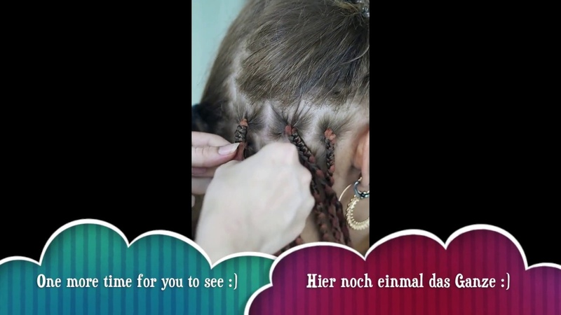 How to Professional Wooldread Installation by KatinkaDreads