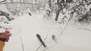 ГДЕ ВАНЯ БV@dь? ШЕРЕГЕШ: почему НИКОГДА нельзя ездить на ФРИРАЙД одному. Опасности горных лыж. coub