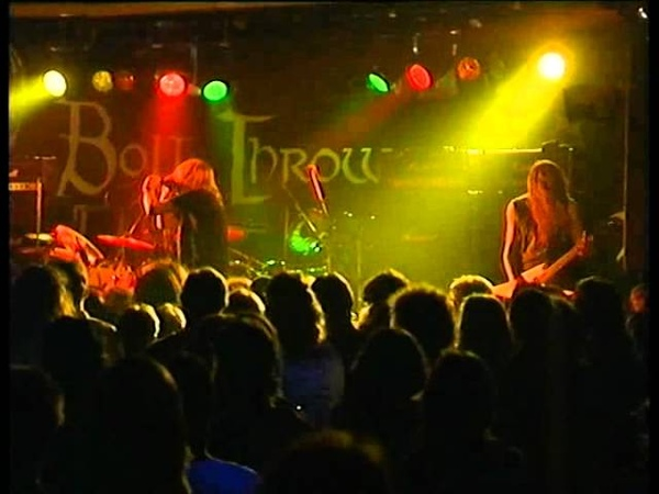 Bolt Thrower Grindcrusher Tour live at Rock City Nottingham 1989 Official Full Show