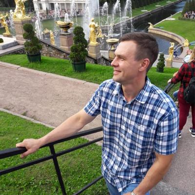 Alyokha, 41, St. Petersburg