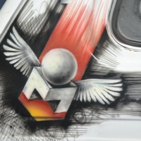 Логотип Бард-рок афиша // Краснодар