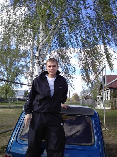Александр, 32, Vyksa