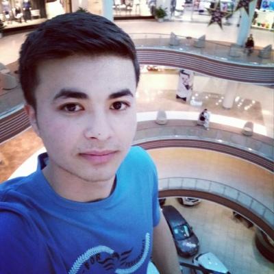 Abdujabbor, 27, Khujand
